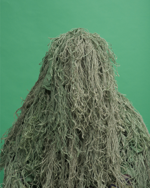 Green Ghillie