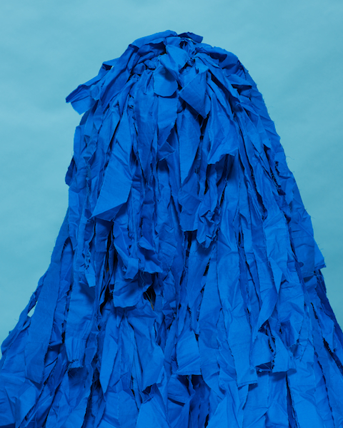 Chroma Blue Ghillie