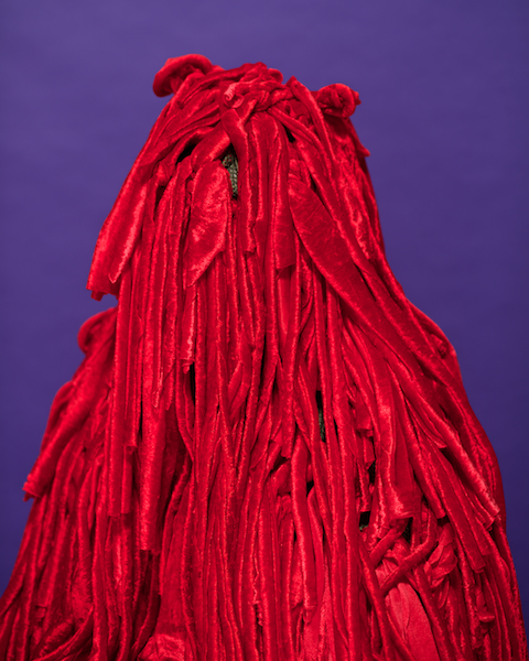 Red Ghillie
